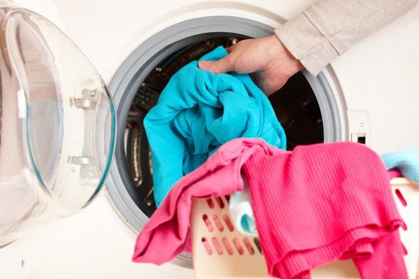 skalbimo milteliai